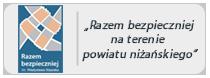 """Projekt """"Razem bezpieczniej w powiecie niżańskim"""